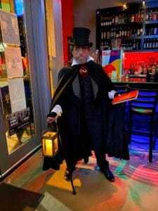 bws magical experiences scrooged